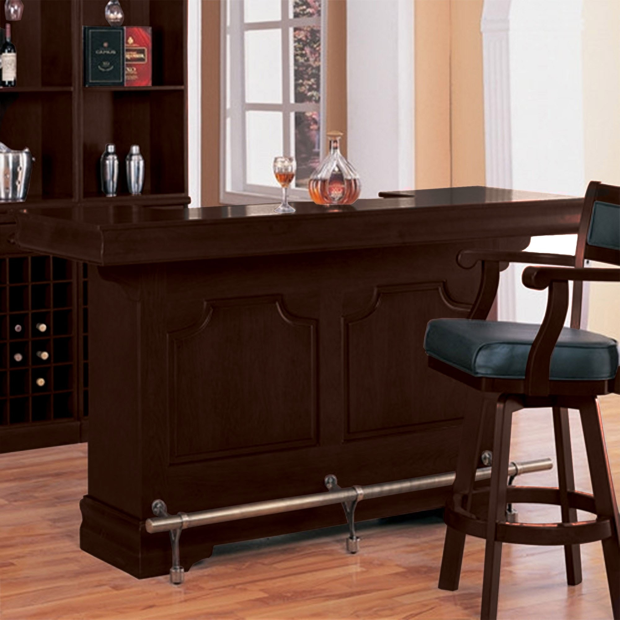 Mahogany Bar Wooden Bars Home Bars Available Online Now
