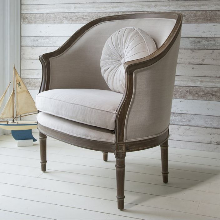 Maison Antique French Style Armchair