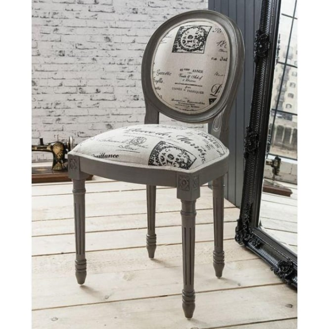 Maison Antique French Style Chair