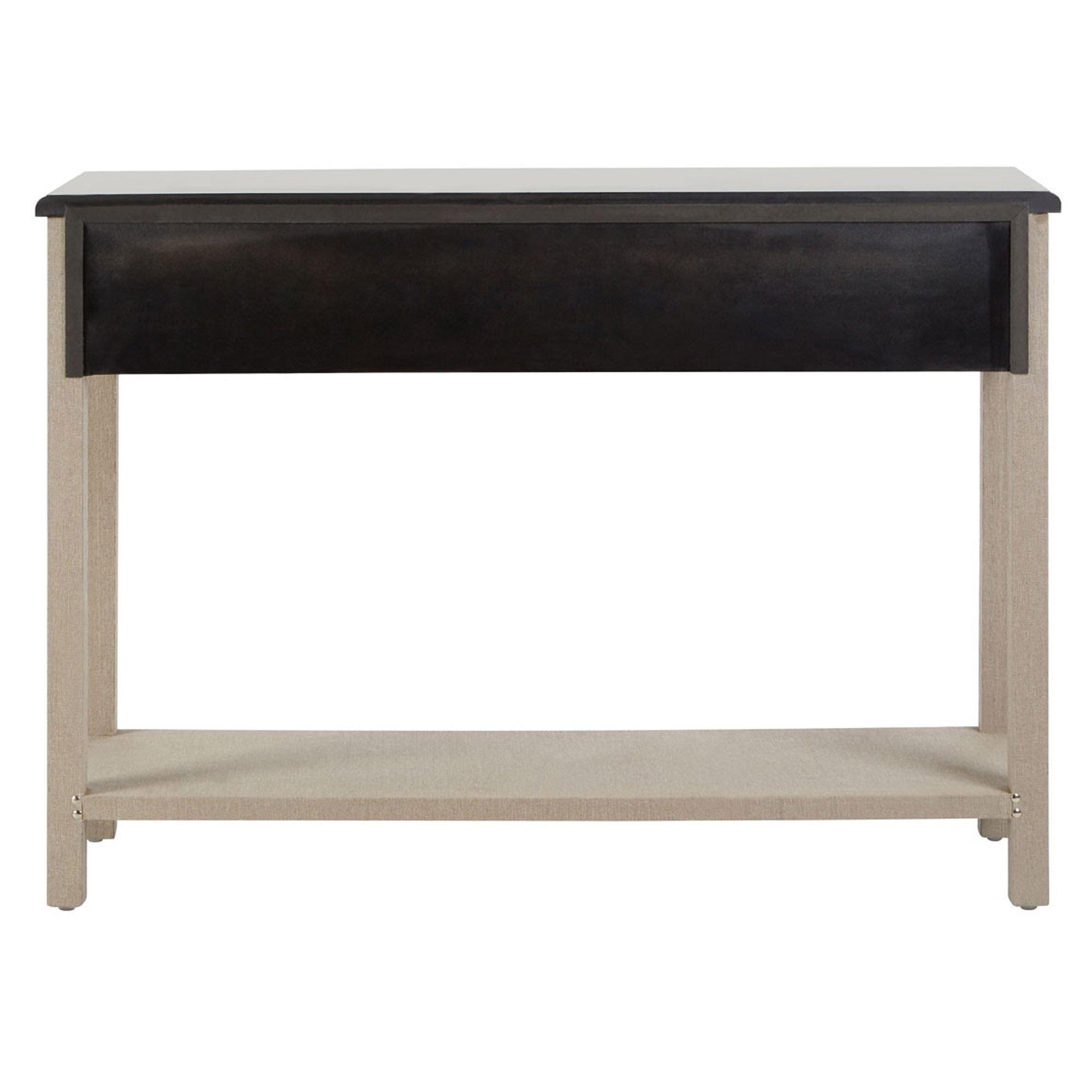 Amazing Manhattan 3 Drawer Console Table Interior Design Ideas Oxytryabchikinfo