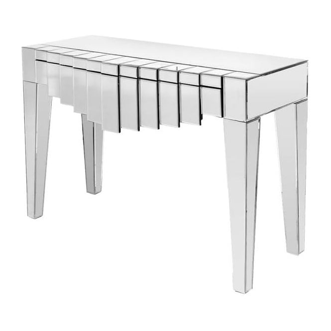 Manhattan Mirrored Console Table