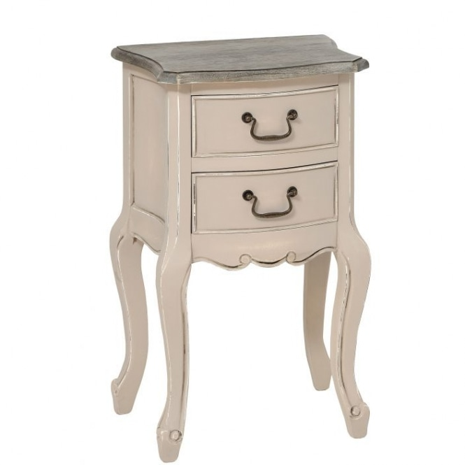 Manor House Shabby Chic Bedside Table