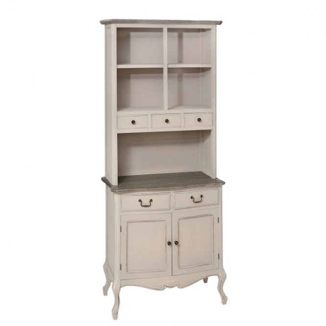 Manor House Shabby Chic Display Cabinet