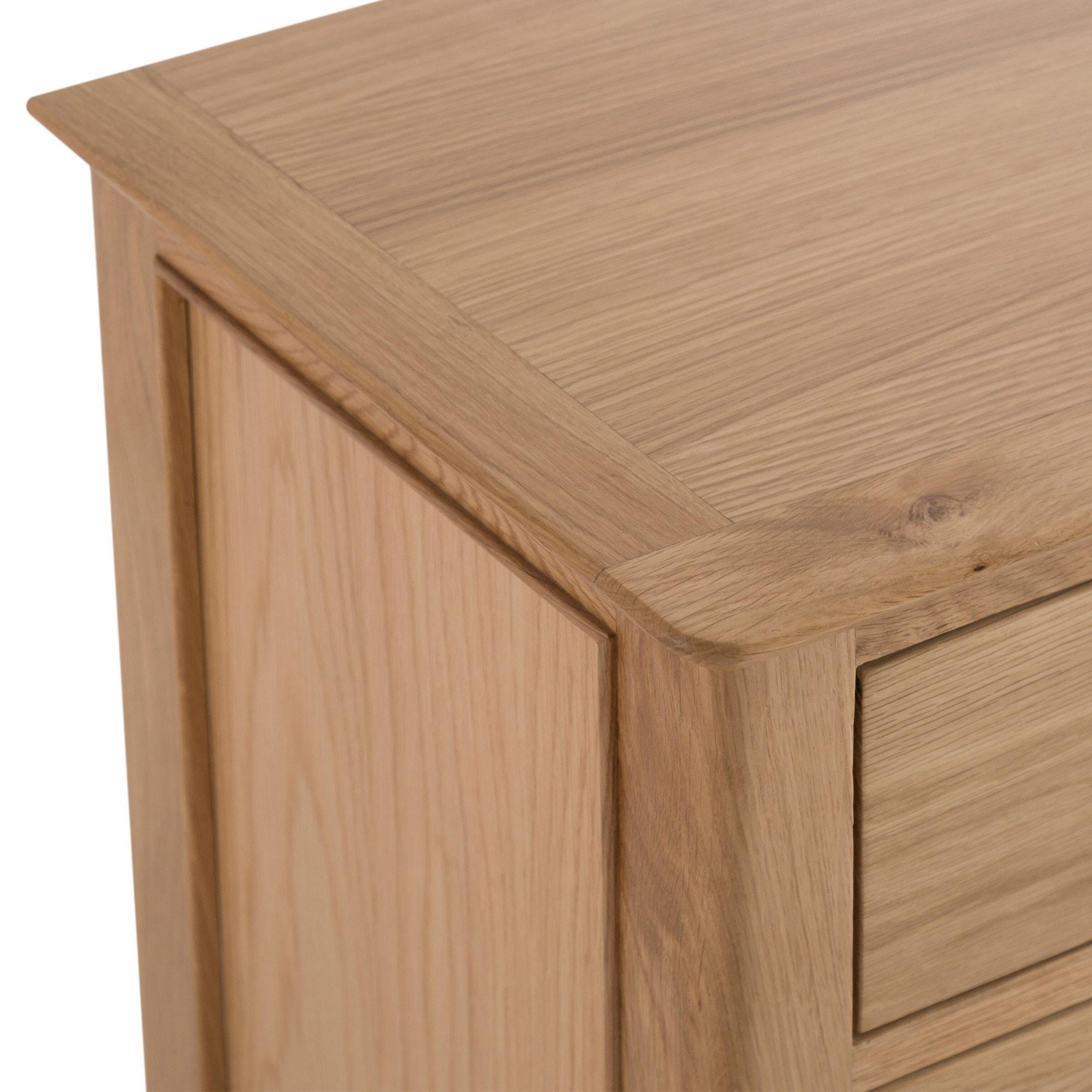 Picture of: Marfa Extra Large Bedside Cabinet Bedsides Wooden Bedsides