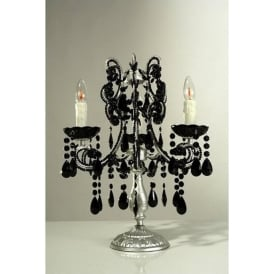 Marie Therese Antique French Style Candelabra
