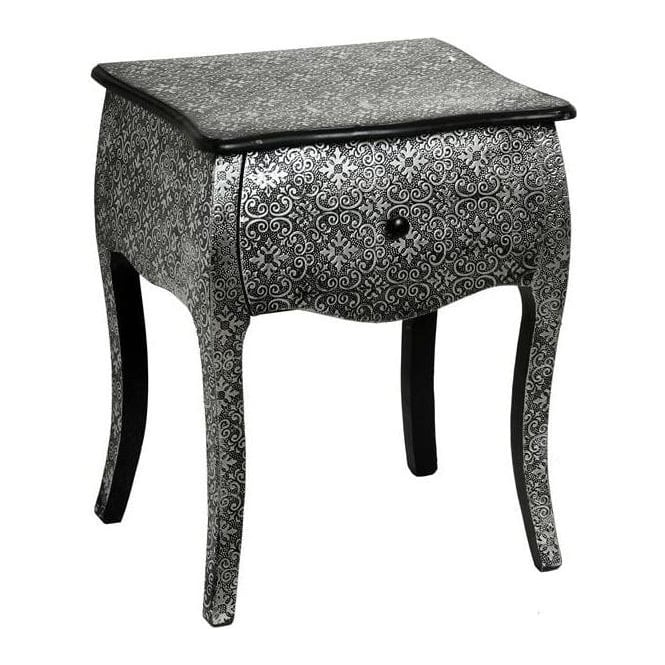 Marrakech Antique French Style Bedside
