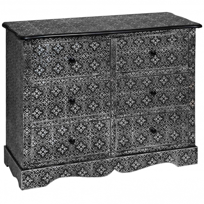 Marrakech Antique French Style Chest