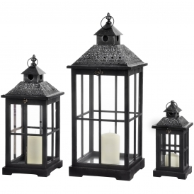 Marrakech Antique French Style Lanterns