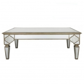 Marrakech Mirrored Coffee Table