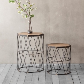 Marshal Side Table (Set of 2)