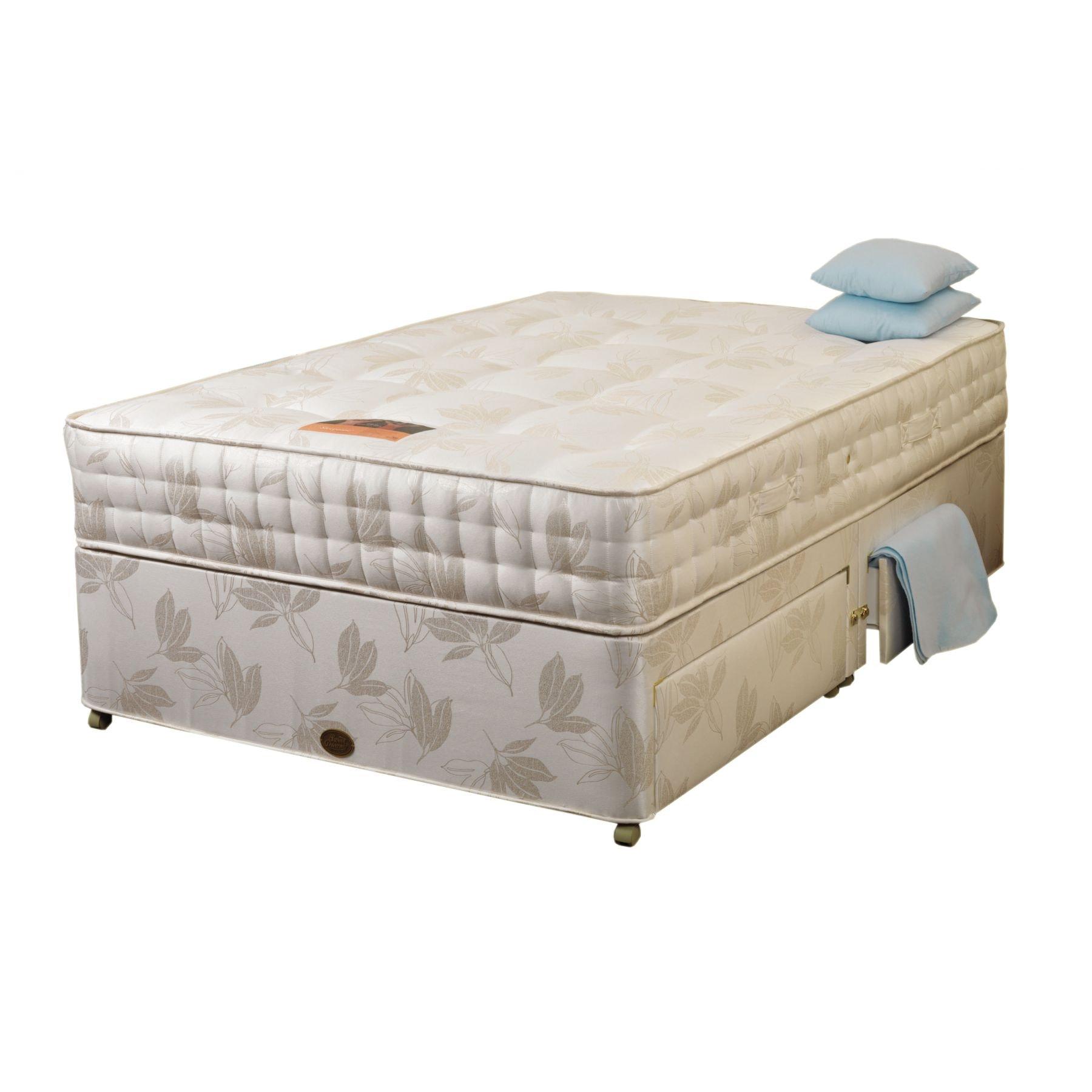 Masquerade divan base mattress for Divan base direct
