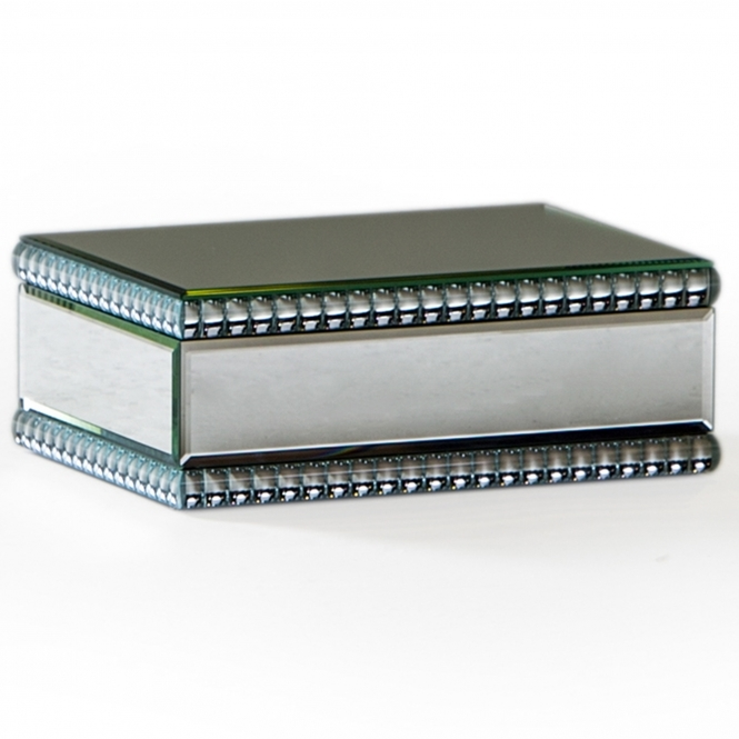 Mayfair Mirrored Jewellery Box