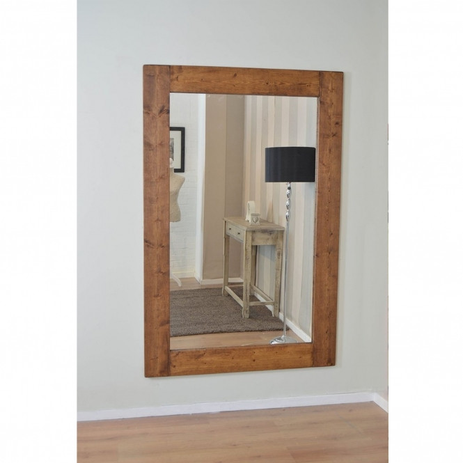 Medium Country House Mirror