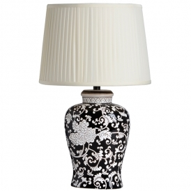 Megaris Ceramic Table Lamp