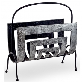 Metal Dimensions Magazine Rack