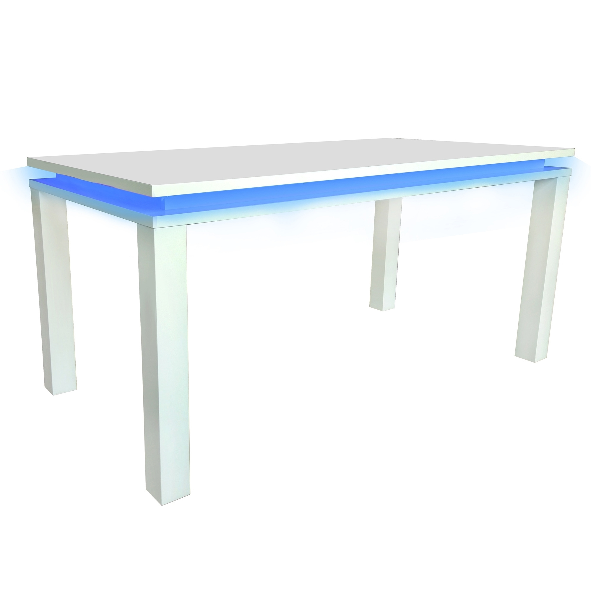 Picture of: Milano Led Dining Table Modern Light Up Furniture For Sale Online