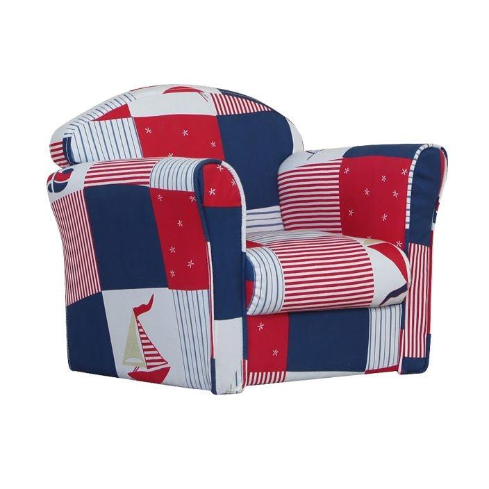 Mini Patchwork Armchair
