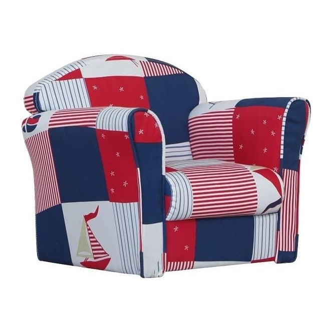Mini Patchwork Armchair