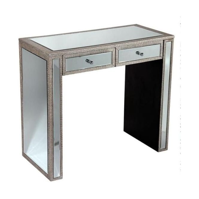 Moc Croc Mirrored Dressing Table