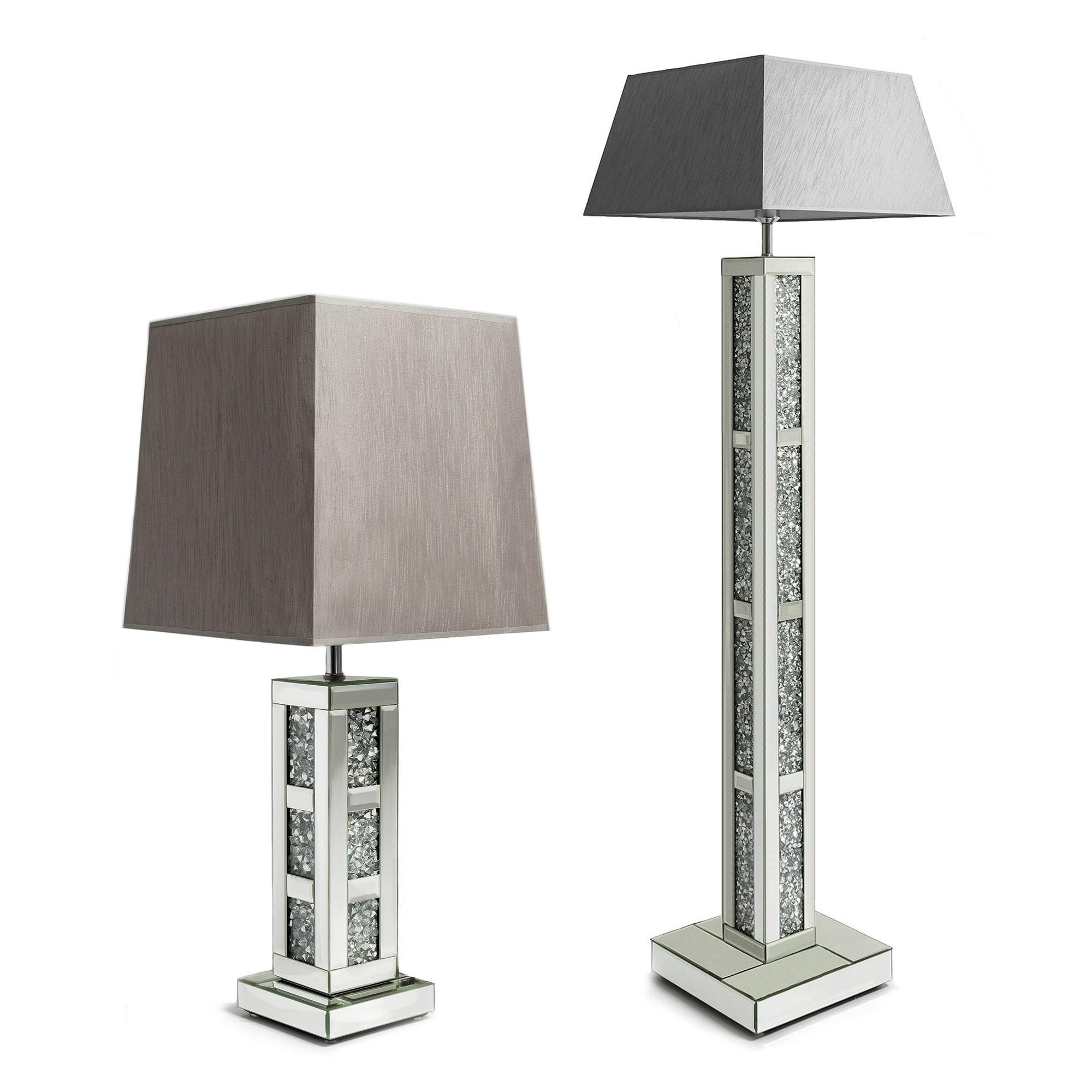 Diamond Crush Table Mocka Bar Lamp zVLqMSUpG
