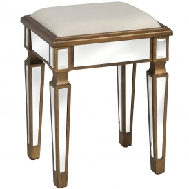 Modena Mirrored Stool