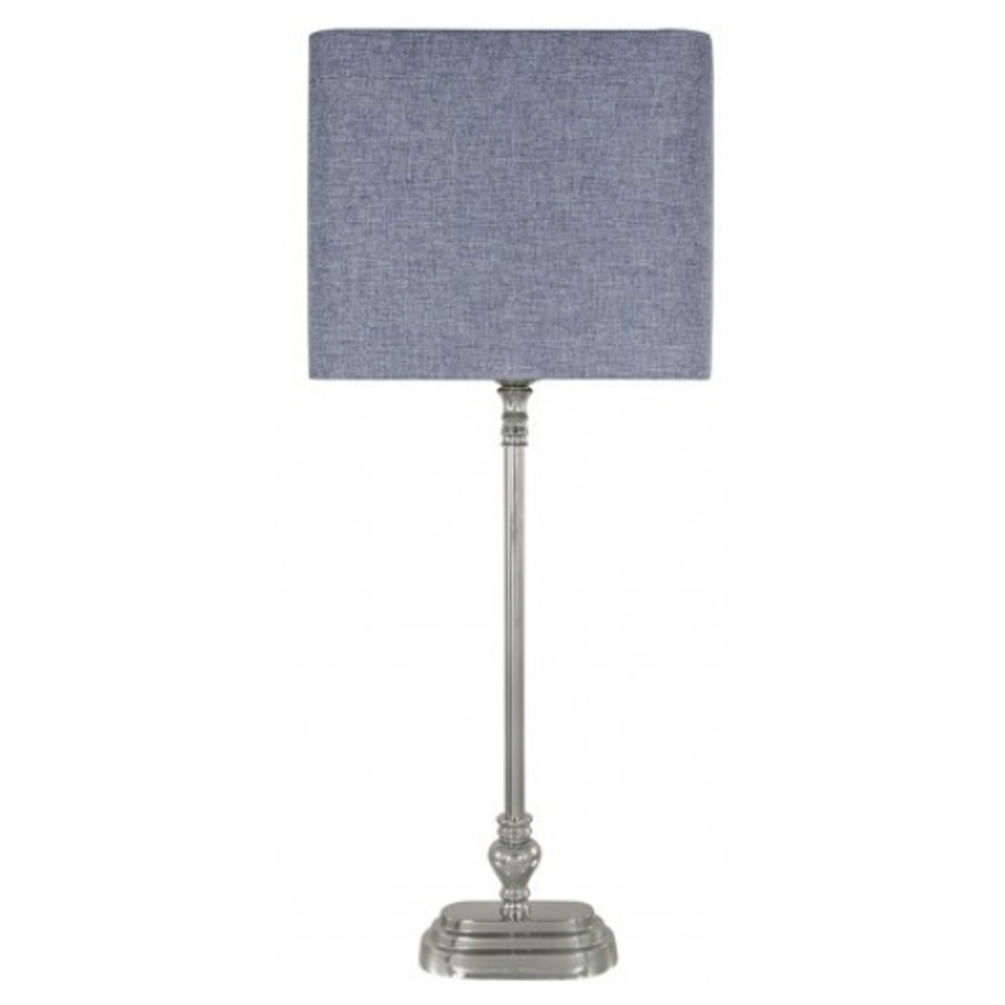 Modern Chrome Table Lamp Table Lamps Home Accessories