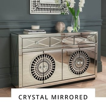 Crystal Mirrored
