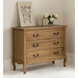 Montpellier 3 Drawer Chest