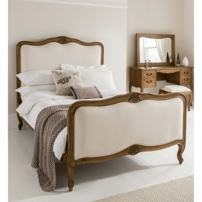 Montpellier Antique French Style Bed
