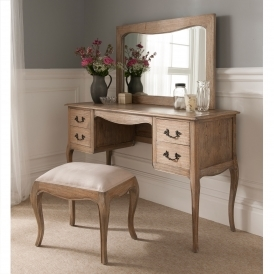 Montpellier Blanc Dressing Table Set