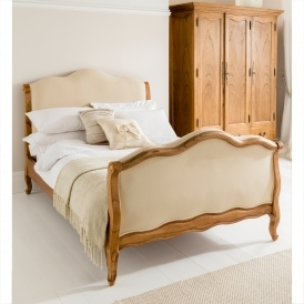 Montpellier Sleigh Antique French Style Bed