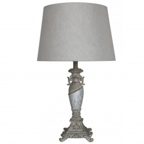 Mosaic ellipse small thin table lamp decor homesdirect365 mosaic ellipse small thin table lamp aloadofball Gallery