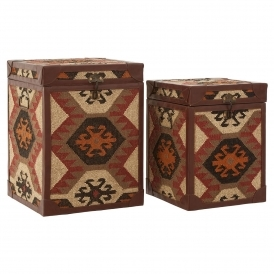 Multi Print Storage Trunks