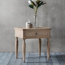 Mustique 1 Drawer Side Table