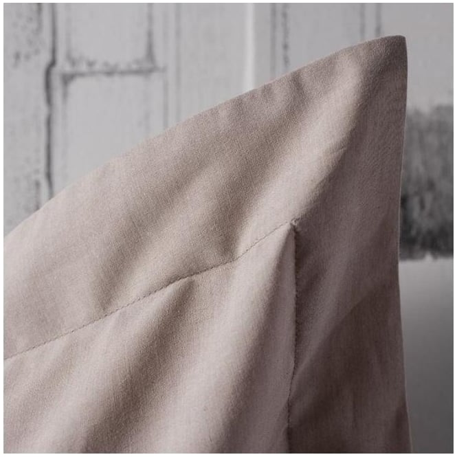 Natural Kintyre Oxford Pillowcase (2 Pack)
