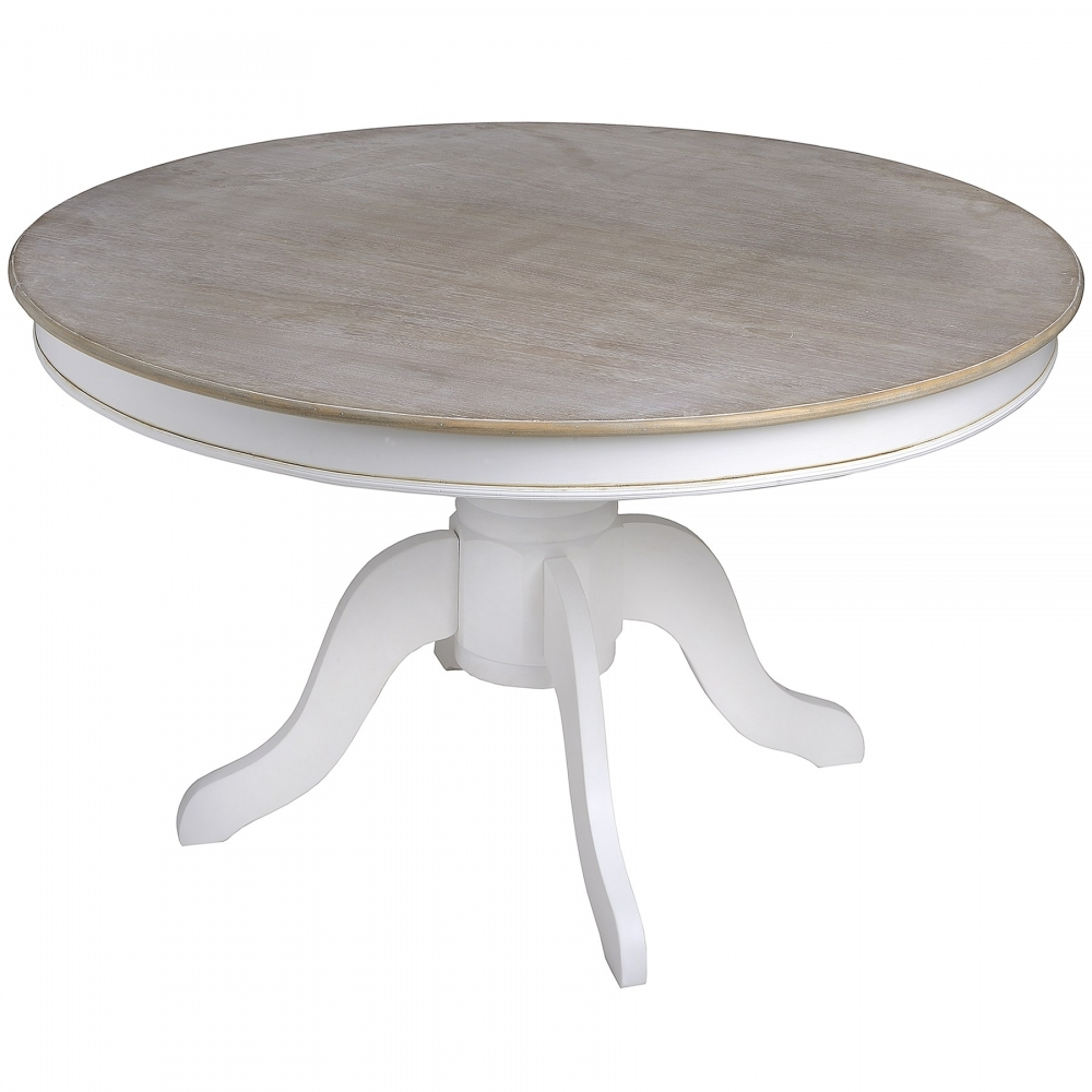 new england shabby chic dining table white furniture
