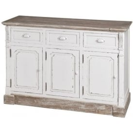 New England Shabby Chic Hall Unit