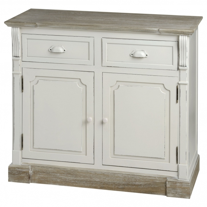 New England Shabby Chic Sideboard