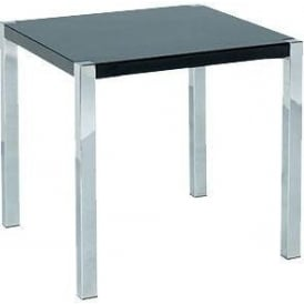 Novello Black End Table