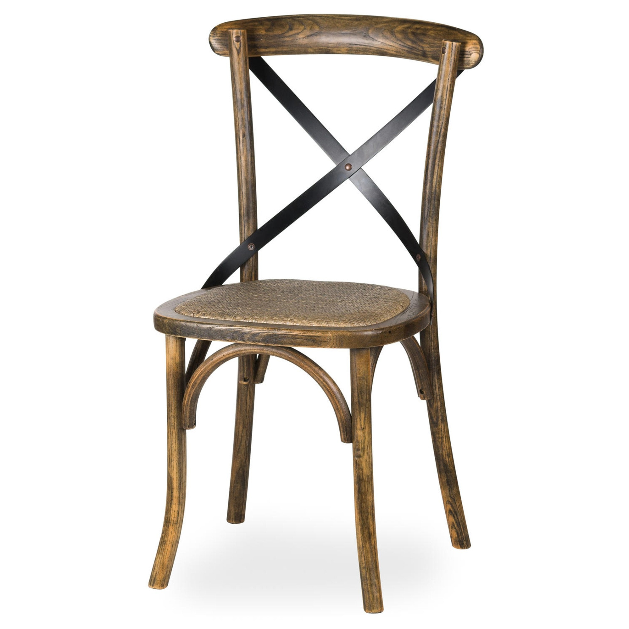 Picture of: Oak Cross Back Dining Chair Modern Furniture Dining Chairs
