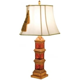 Obelisk Antique French Style Table Lamp