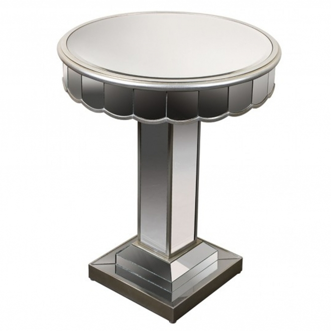 Opera Mirrored Table