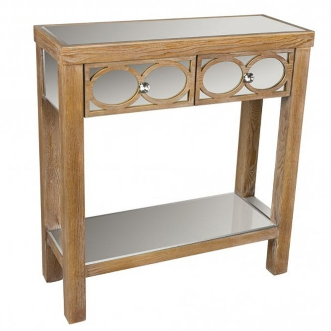 Operetta 2 Drawer Console Table