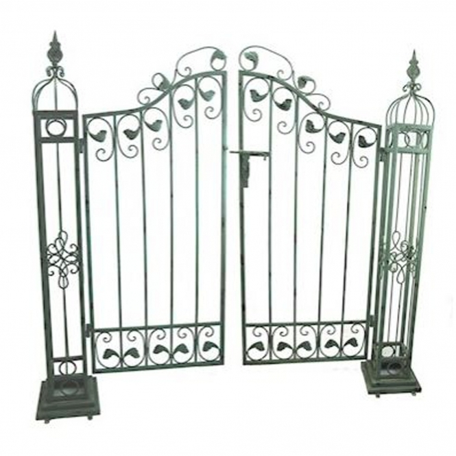 Ornamental Antique French Style Gates