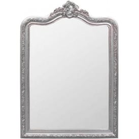 Ornate Antique French Style Mirror