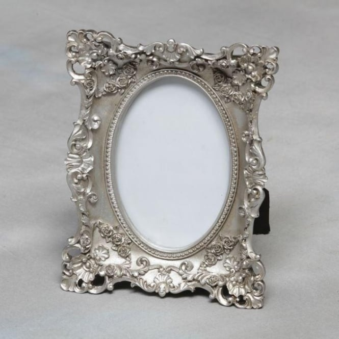 Ornate Antique French Style Photo Frame