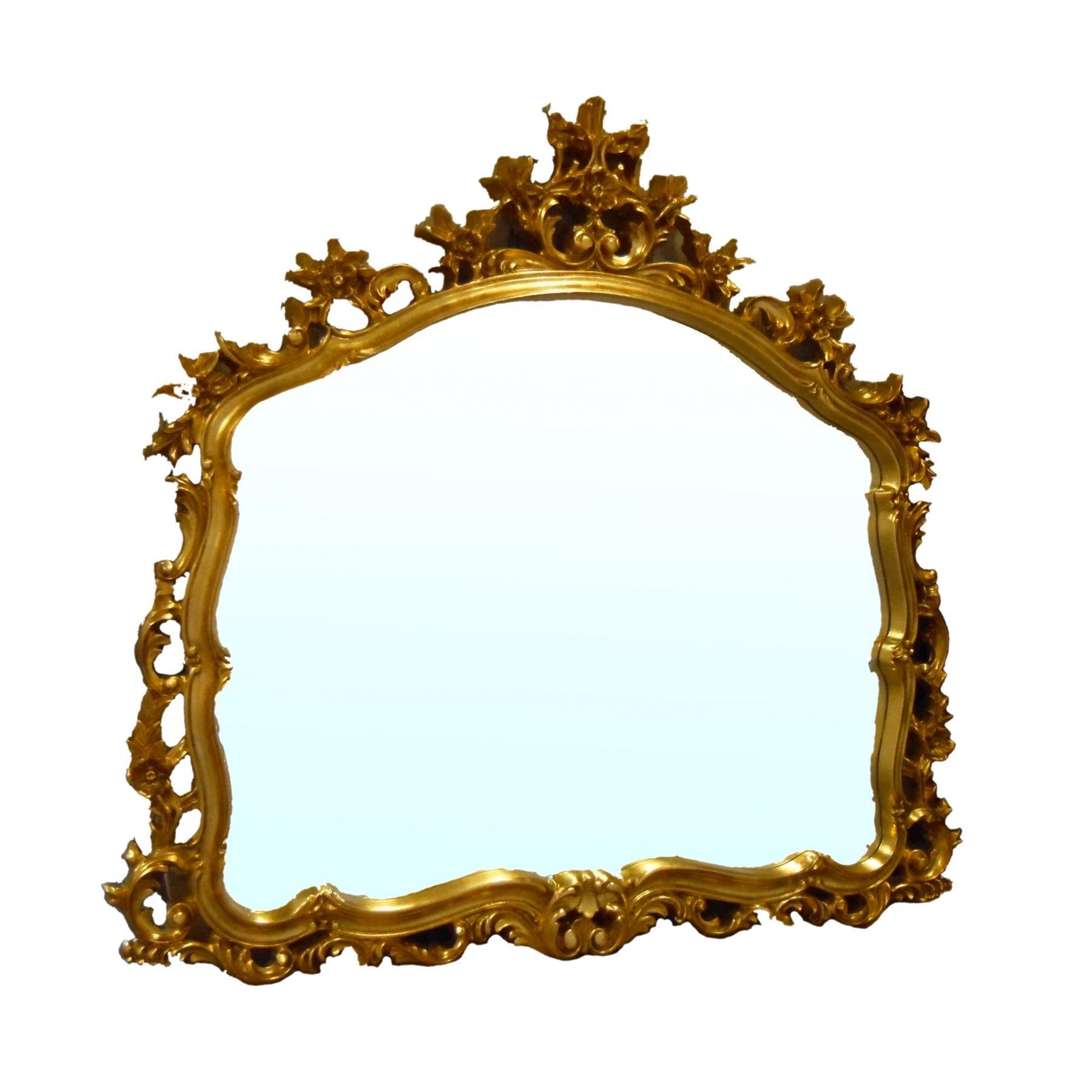 Buy Ornate Gold Framed Mirror