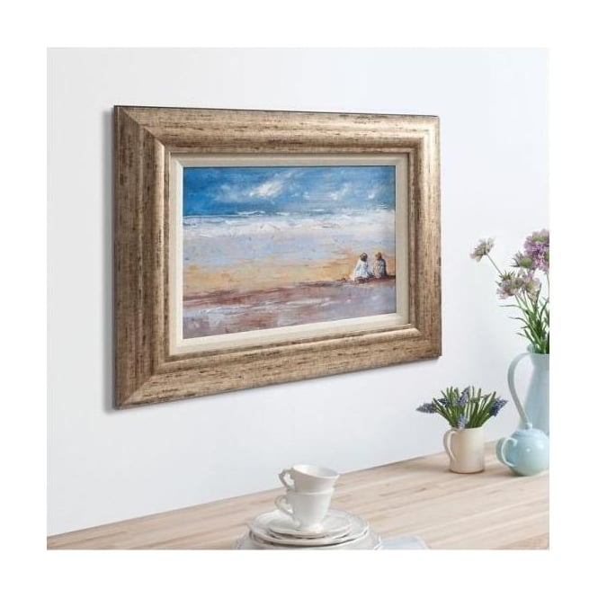 Out To Sea Framed Art