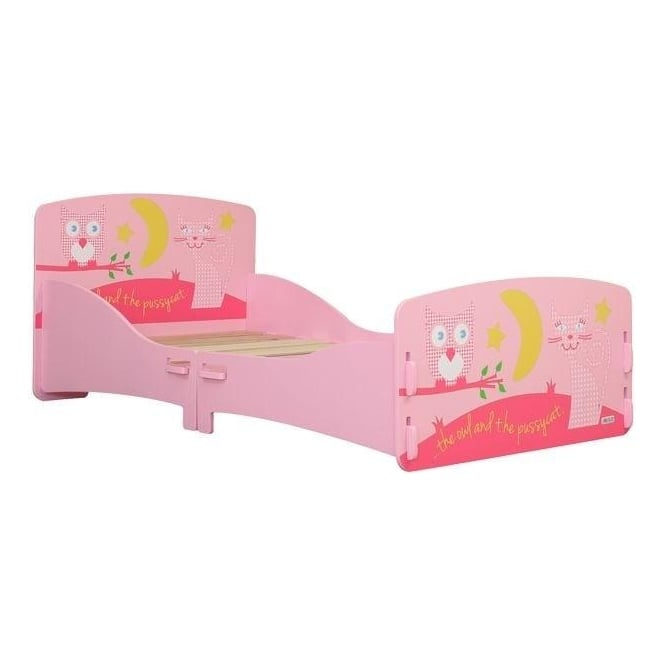 Owl and Pussycat Junior Bed