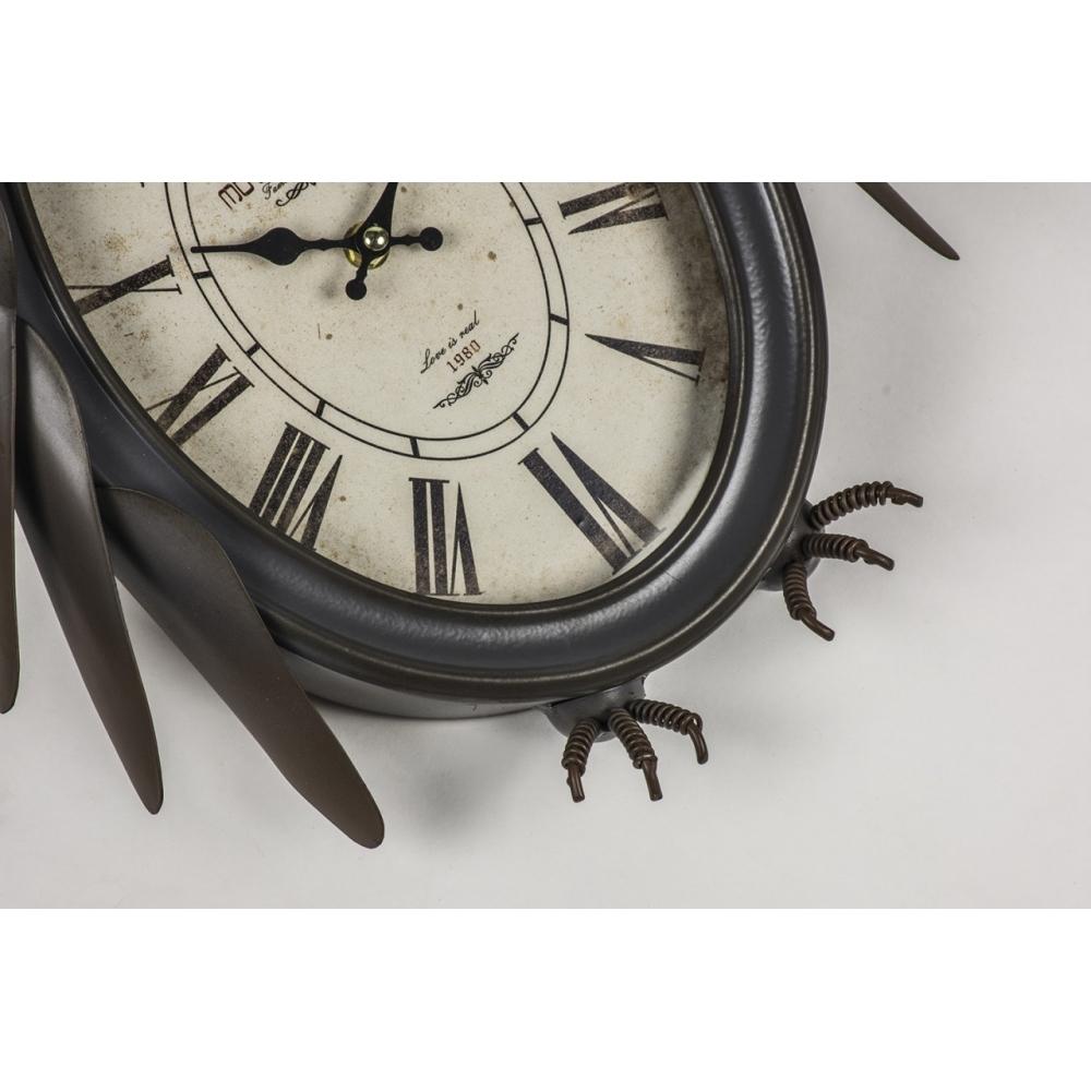 Owl wall clock uk